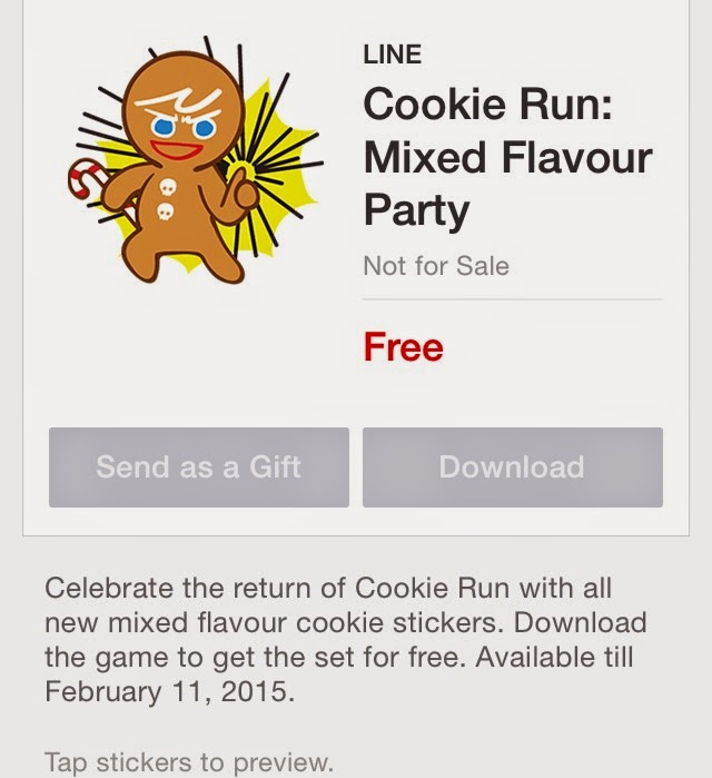 Cookie Run: Mixed Flavour Party