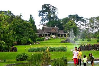 Daftar Tempat Pariwisata Rekreasi di Bogor