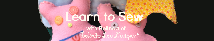 Sewing Lessons With Belinda Lee Designs