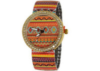 Buy Aztec Watch For Women at Flat 69% Off & Extra 20% off at Rs 359 :Buytoearn