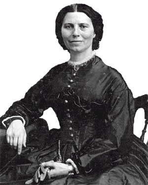 fictional interview with clara barton Fictional depictions  the american red cross from clara barton to the new deal baltimore: johns hopkins university press, 2013.
