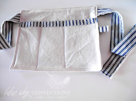 Hand Sewn Tool Belt