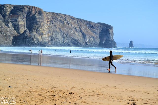 Praia da Arrifana, Algarve