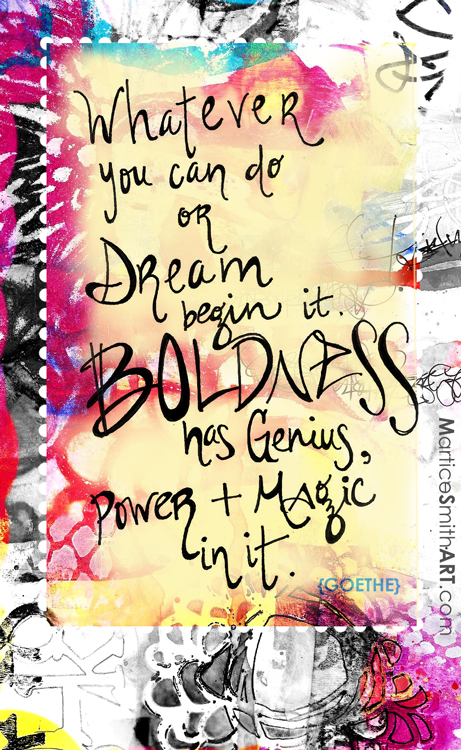 Digital Quote Collage | Tutorial by Martice Smith II | http://bit.ly/DigitalQuoteCollage