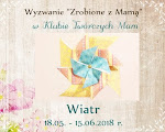 Wyzwanie Zrobione z mamą WIATR