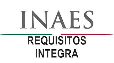 Requisitos y Anexos para proyectos productivos INAES