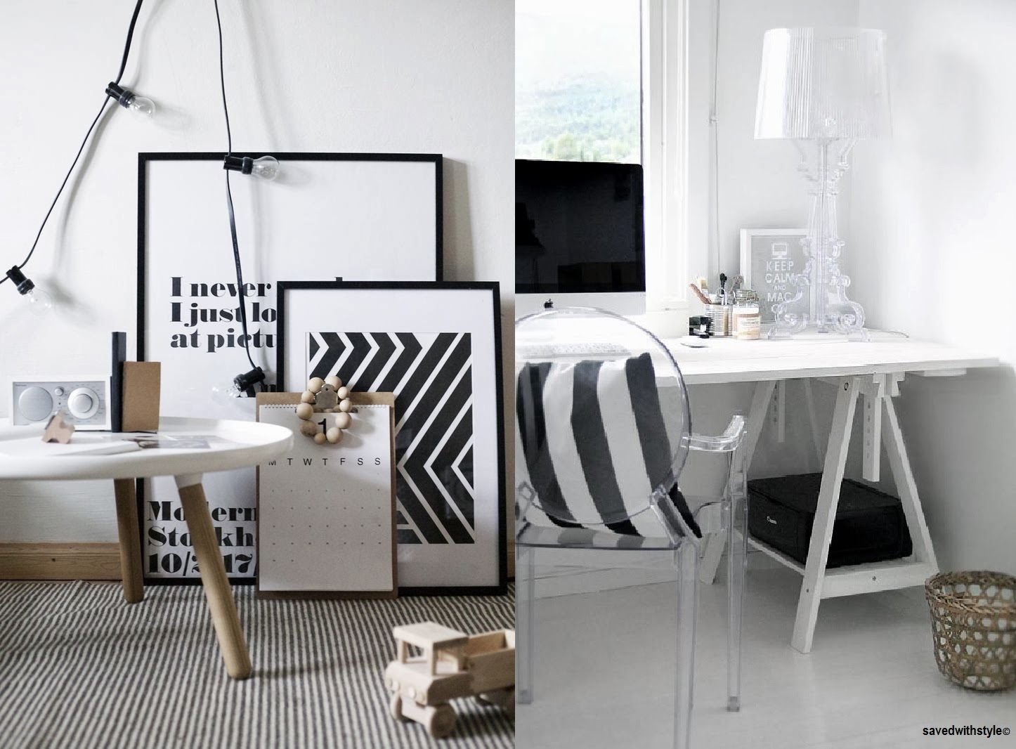 Saved with style: interieur inspiratie #1: scandinavische woonstijl