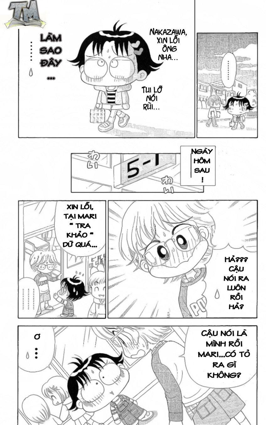 Kocchi Muite! Miiko chap 4 - Trang 16