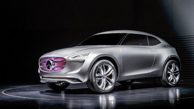 mercedes benz luxury cars