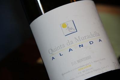 Quinta da Muradella Alanda. Blog Esteban Capdevila