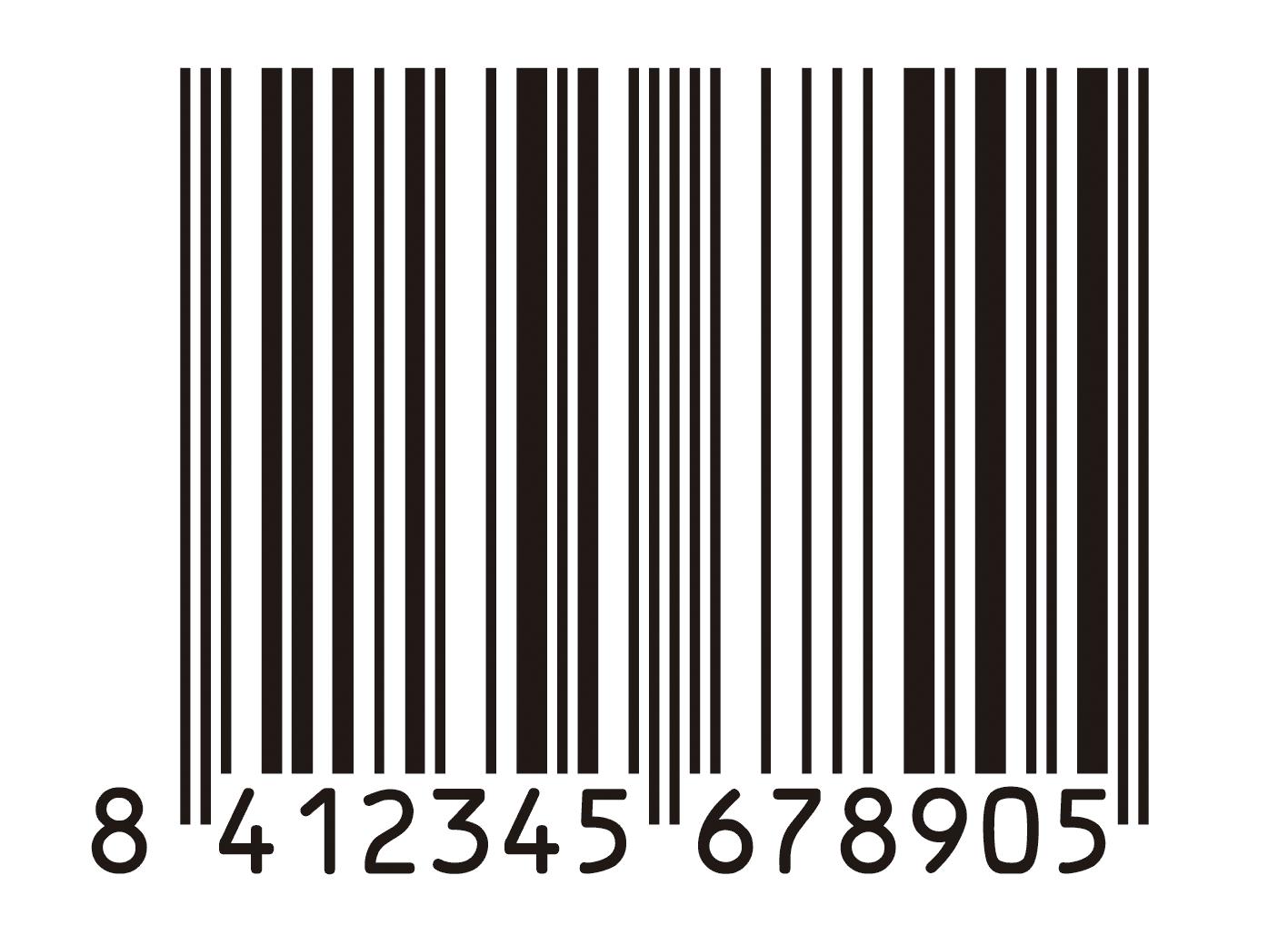 codigos de barras ean13 con prefijo 84 de espa209a