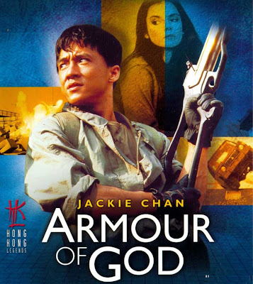 Armour of God (1986) BRRip 420p 300MB Dual Audio [Hindi English] Free Download