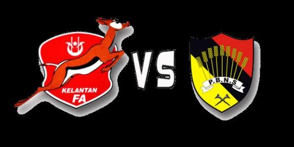 keputusan gol Piala Sumbangsih Kelantan negeri sembilan 7 Januari 2012