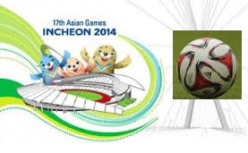 Keputusan Penuh Bolasepak Sukan Asia 2014