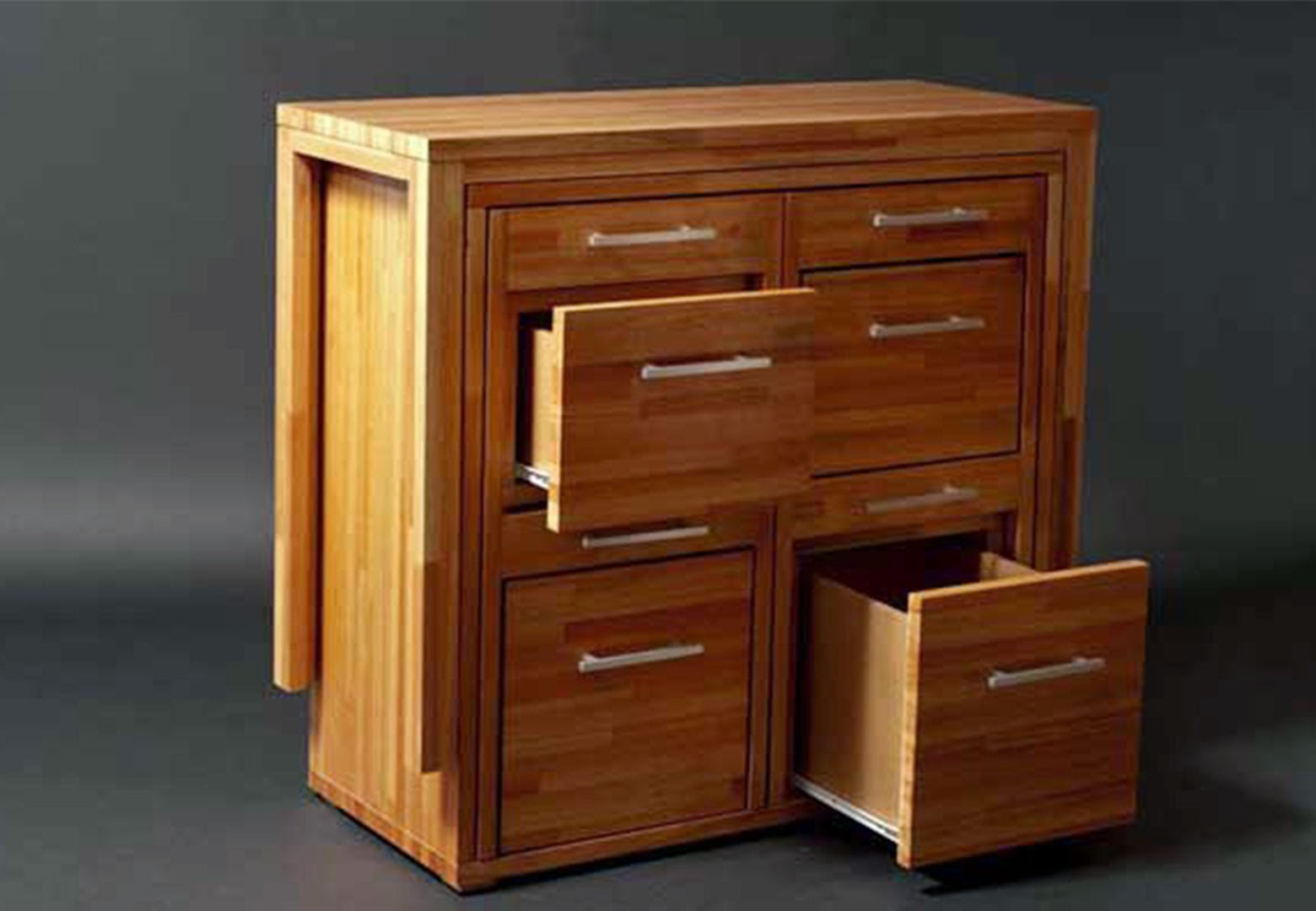 Сделать мебель комод своими руками
