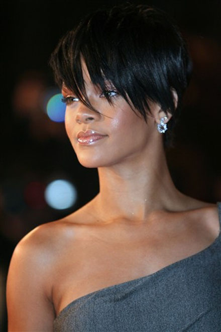 funky short haircuts for women 2011. Short Haircut For Women
