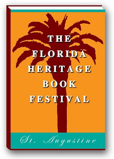Book Festival, Car Show, Antiques, Uptown Fun 3 FHBF LOGO Edited St. Francis Inn St. Augustine Bed and Breakfast