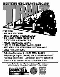 NMRA Train Show