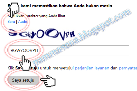 Cara Membuat Email Hotmail Baru di Windows Live