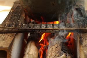Del poema Ya no hay fuego en la hornilla de la abuela