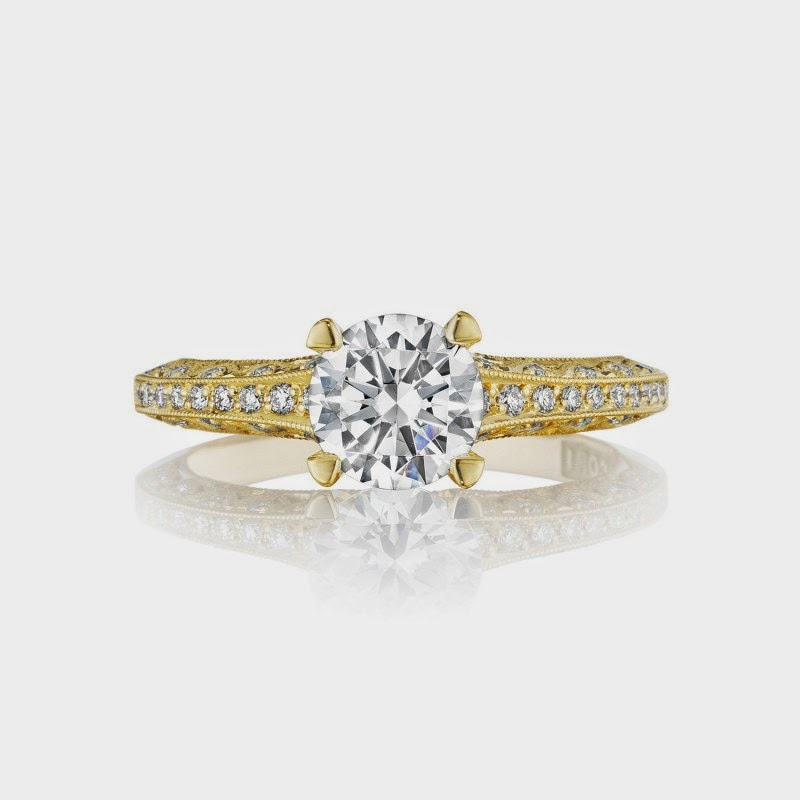 diamonds Engagement Rings  Style # 2616RD65Y