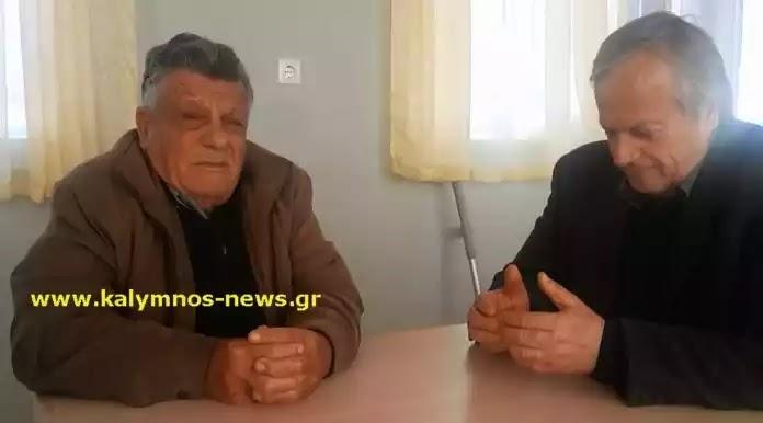 Βοσκός των Ιμίων: «Είμαι 90 χρονών και σήμερα να μου πούνε να πάω πάνω στα Ίμια θα πάω». ΒΙΝΤΕΟ