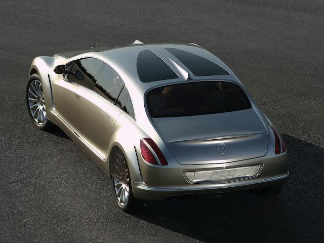 Mercedes-Benz F-700 Concept