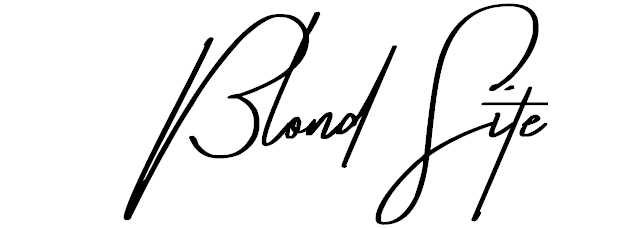 Blond Site | Fashion blog