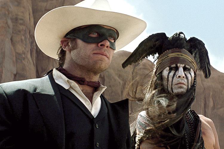 The Lone Ranger (El llanero solitario)