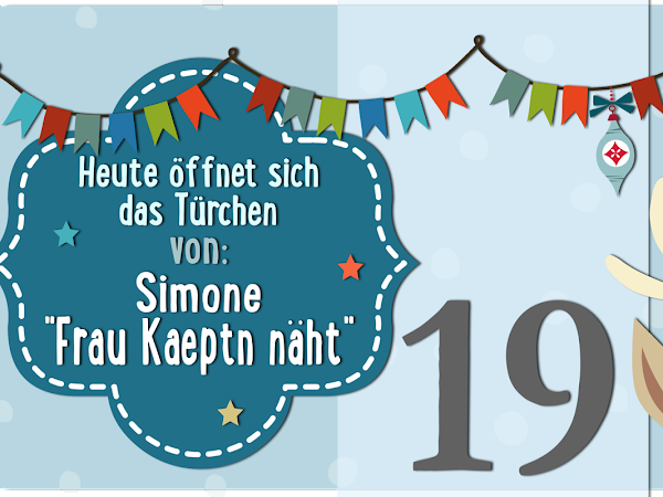 Adventskalender Türchen Nr. 19