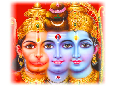 Rama Seetha Shri Hanumanji hq wallpapers