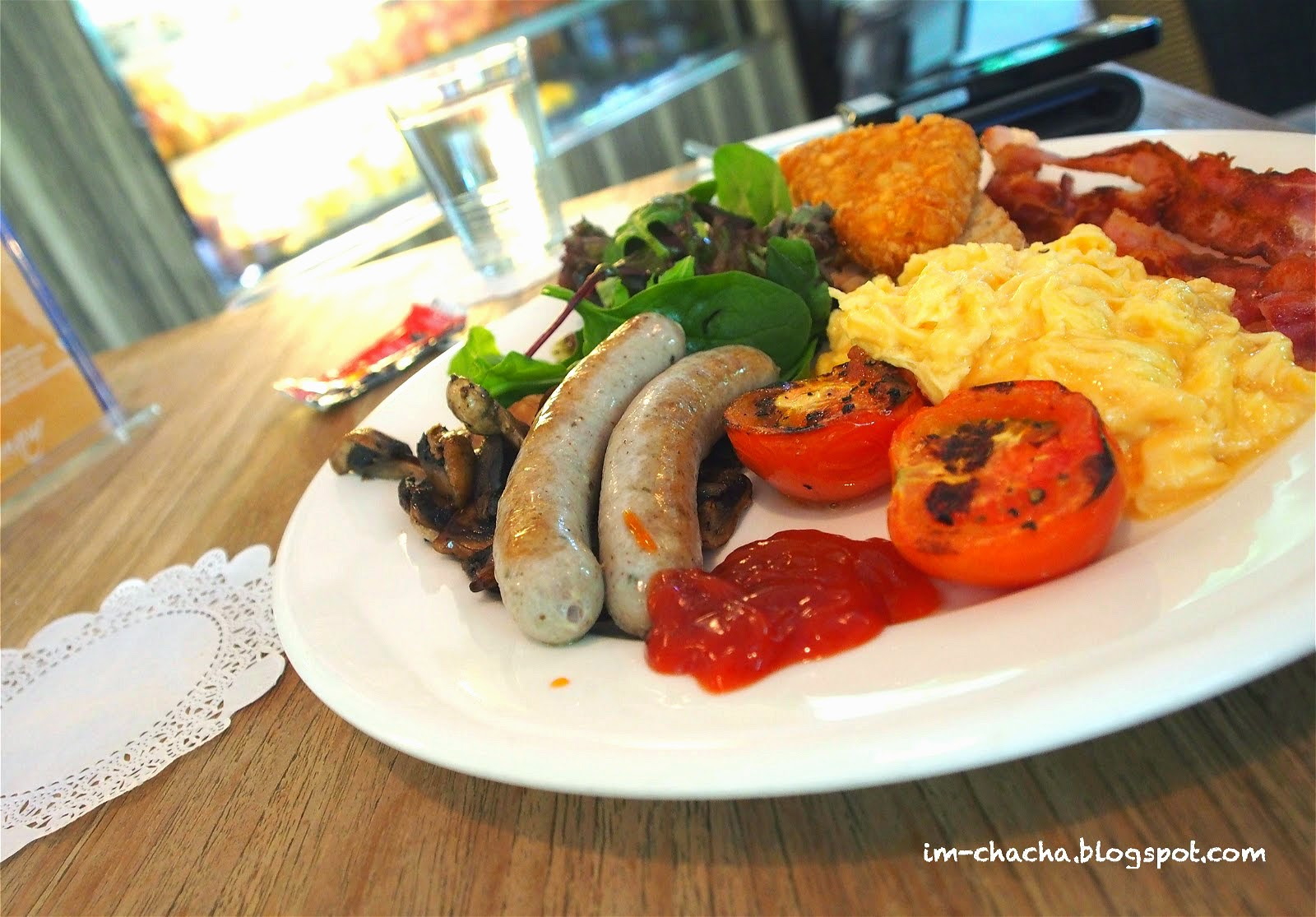 Brunch experience @ Canopy Garden Dining u0026 Bar & Brunch experience @ Canopy Garden Dining u0026 Bar - imchacha - Travel ...