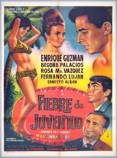 Ver online: Fiebre de juventud (Romance en Ecuador) 1966