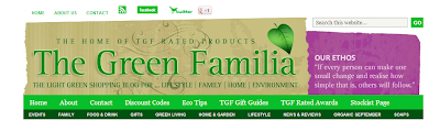 The Green familia blog