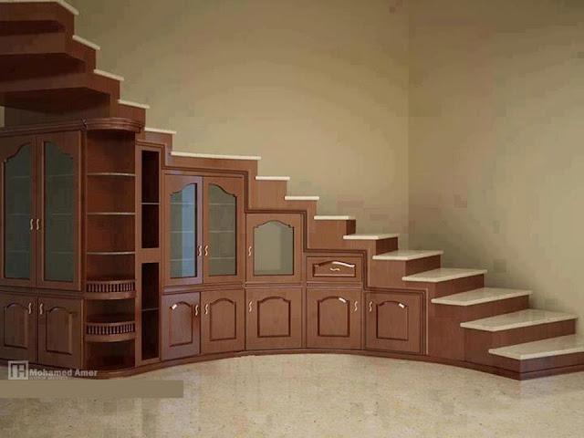 Mil ideas para la casa y el jardin ♥: Variedad de escaleras