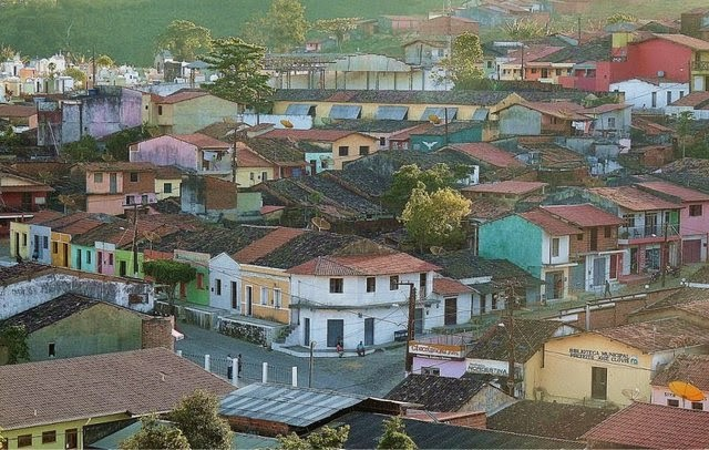 Aratuba Online: Aratuba a cidade de maior altitude do Ceará