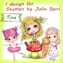 Julia Spiri Stamps - New Release Team