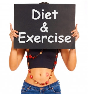 diet,exercise