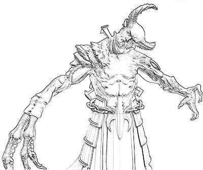 Diablo 3 Demon Vessel Yumiko Fujiwara