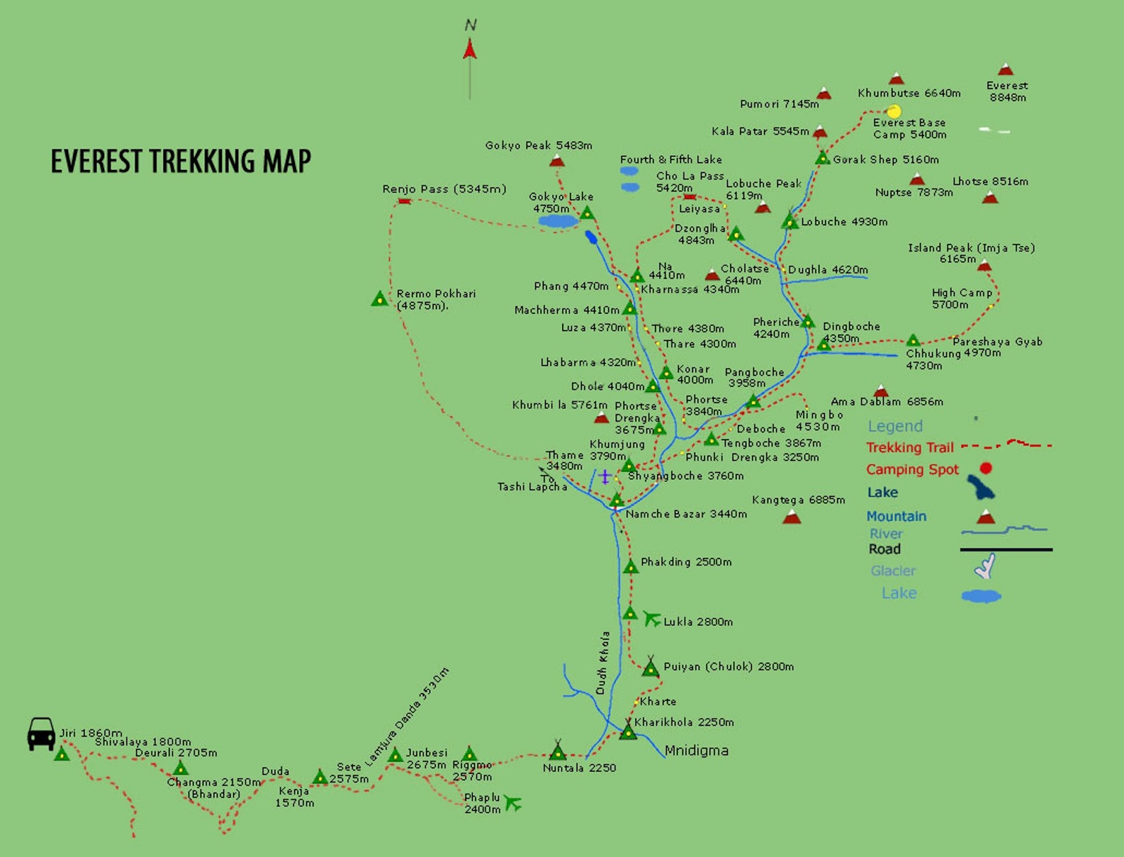 Everest Region (Nepal) Nepal  City new picture : ... in Nepal, freelancer trekking guide,: Everest region trekking in Nepal