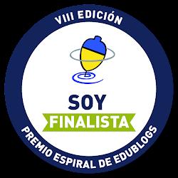 PREMIO ESPIRAL DE EDUBLOGS 2014