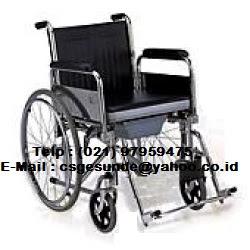 jual kursi roda 2 in 1 yang murah