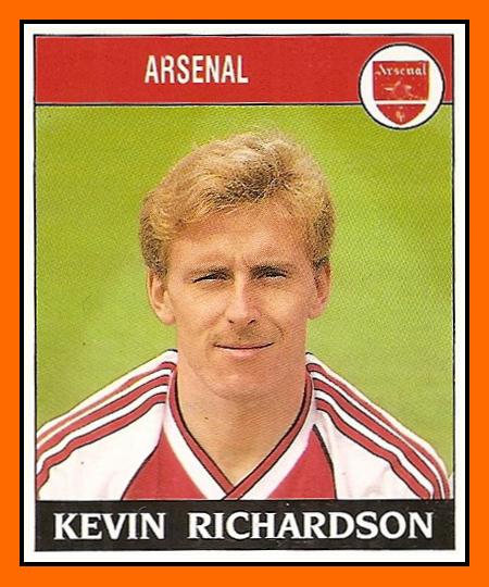Kevin Richardson Sunderland Kevin Richardson Midifeld