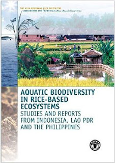 Aquatic biodiversity in rice-based ecosystems