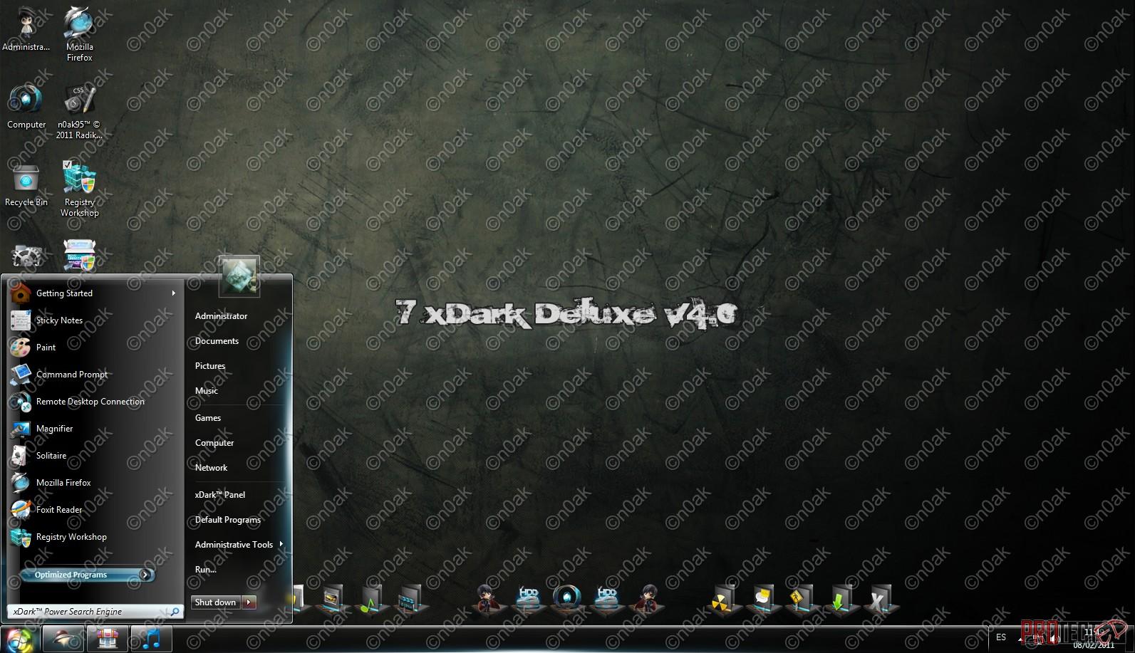 Xdark firefox 3.6.13 portable