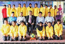 TTJ FC BERSAMA PENGARAH PELAJARAN NEGERI SEMBILAN ( JULAI 2011 )