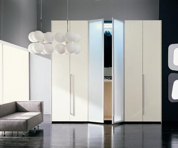 modern bedroom wardrobe designs - photo #3
