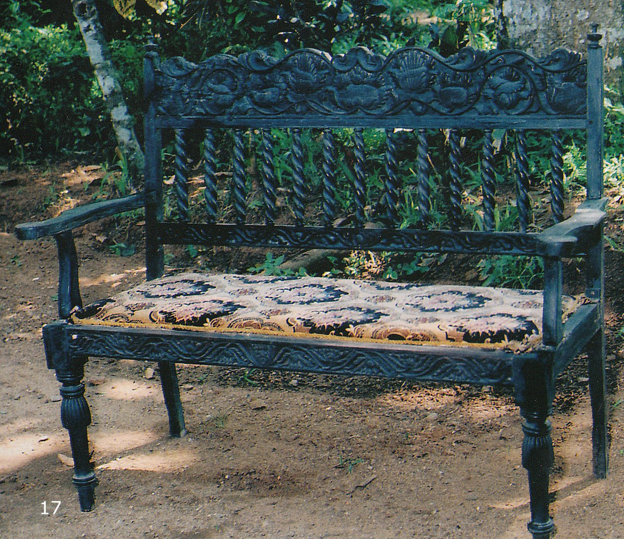 Marvelous photograph of Discover SriLanka: SRI LANKA ANTIQUES [ DUTCH FURNITURE ] with #28495F color and 1268x1095 pixels