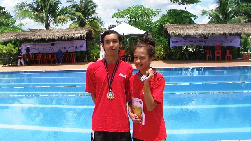 Aquatics Cambodia: CAMBODIAN NATIONAL SWIMMING TEAM IN ...