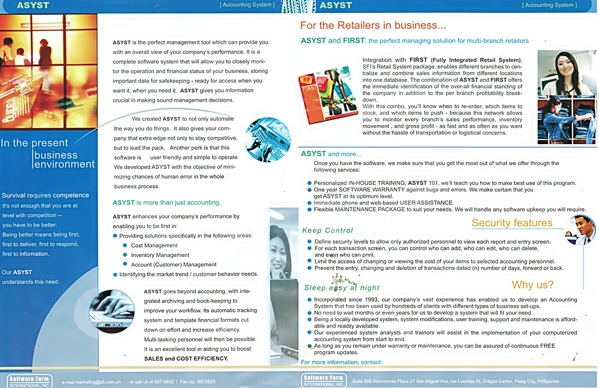 local literature in the philippines about inventory system Free essays on related local studies and literature of sales and inventory system in philippines for students 1 - 30.